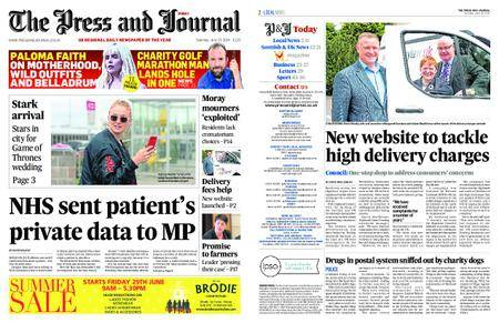 The Press and Journal Moray – June 23, 2018