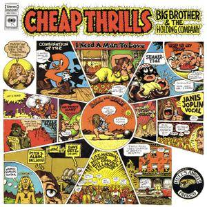Big Brother And The Holding Company - Cheap Thrills (1968/2013) [Official Digital Download 24/176]