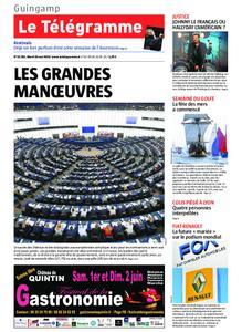 Le Télégramme Guingamp – 28 mai 2019