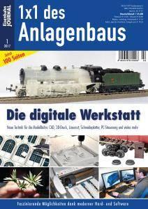 Eisenbahn Journal 1x1 des Anlagenbaus - Nr.1 2017