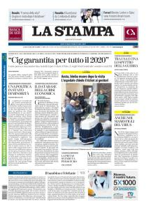 La Stampa Torino Provincia e Canavese - 6 Giugno 2020