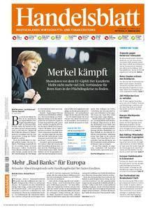 Handelsblatt - 17. Februar 2016