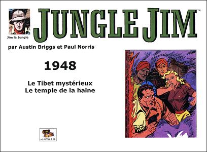 Jungle Jim - Tome 11 (Int. 1948)