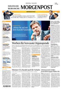 Solinger Morgenpost – 07. Mai 2019