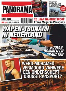 Panorama Netherlands - 14 augustus 2019