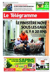 Le Télégramme Ouest Cornouaille – 12 décembre 2020