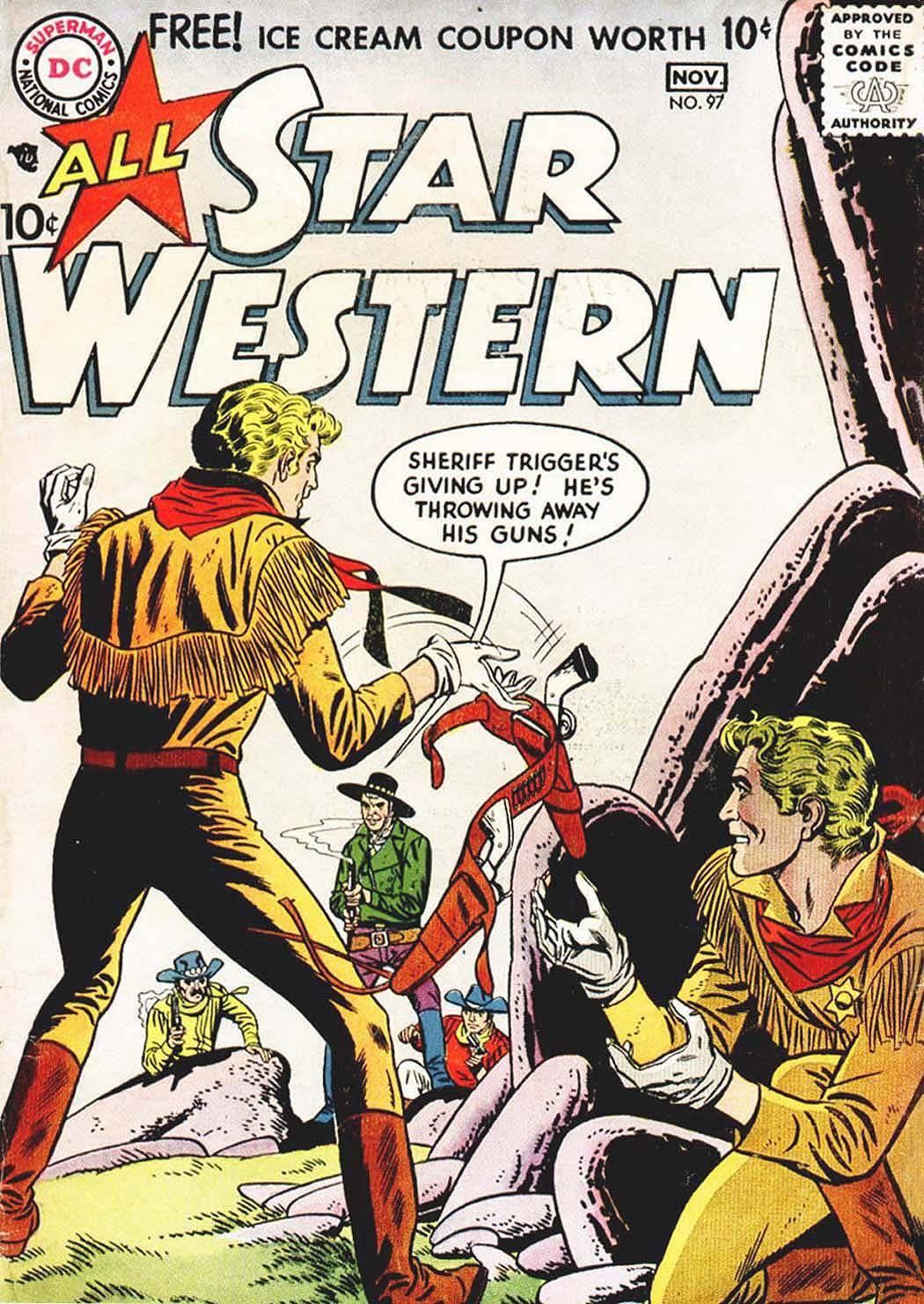 Star Western v1 097 1957