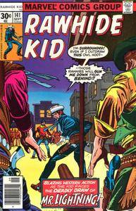 Rawhide Kid v1 141 1977