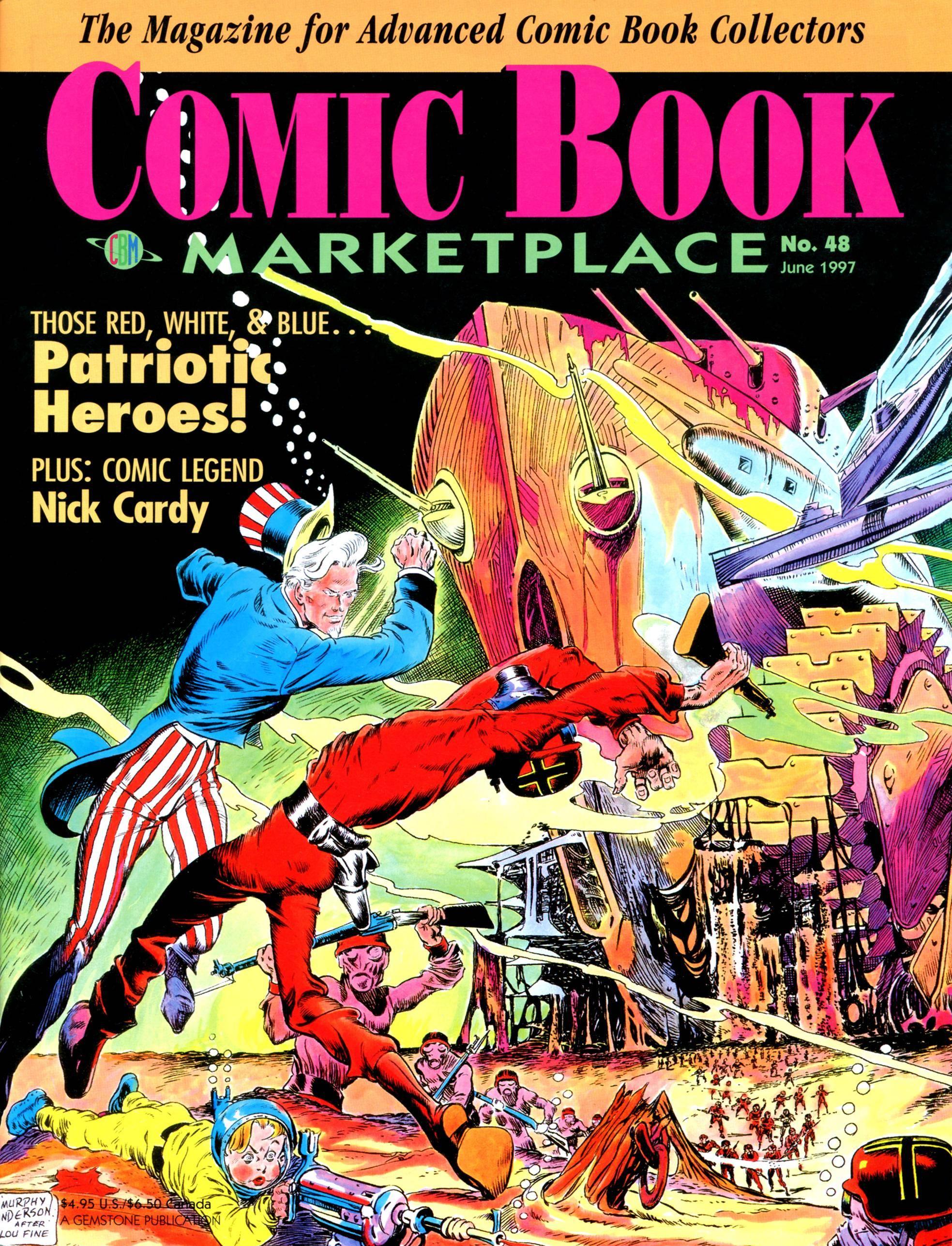 Comic Book Marketplace 048 1997