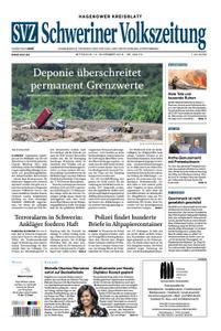Schweriner Volkszeitung Hagenower Kreisblatt - 14. November 2018