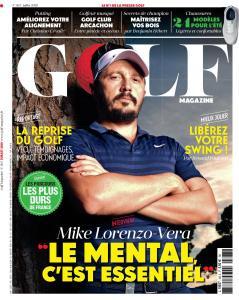 Golf Magazine France - Juillet 2020