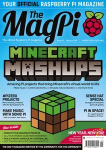 The MagPi Magazine - January 2016