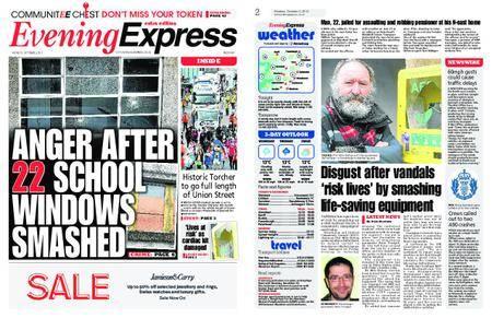 Evening Express – October 02, 2017