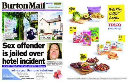 Burton Mail – May 31, 2018