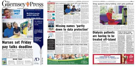 The Guernsey Press – 25 September 2019