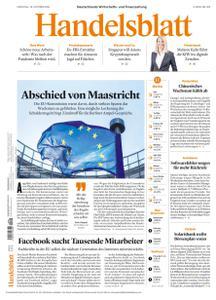Handelsblatt  - 19 Oktober 2021