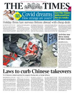 The Times - 8 June 2020