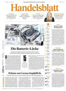 Handelsblatt - 14 Juli 2021