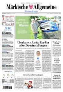 Märkische Allgemeine Westhavelländer - 26. Juni 2018