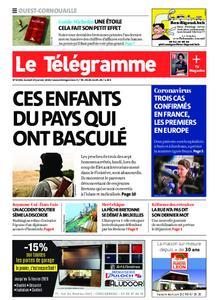 Le Télégramme Ouest Cornouaille – 25 janvier 2020