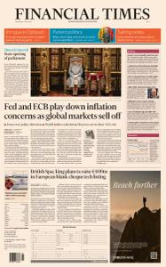 Financial Times Asia - May 12, 2021