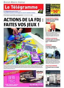 Le Télégramme Brest Abers Iroise – 05 novembre 2019