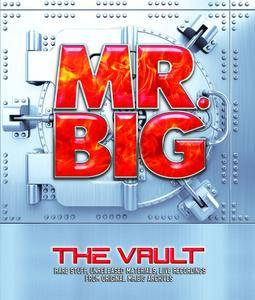 Mr. Big - The Vault (2015) [20CD + 2DVD Box Set]