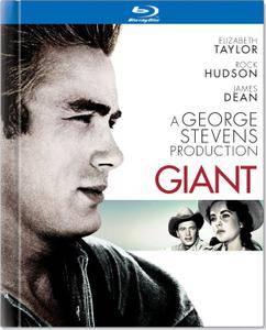 Giant (1956) + Extras