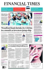 Financial Times UK – May 31, 2019