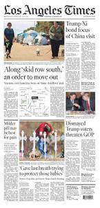 Los Angeles Times  November 08 2017