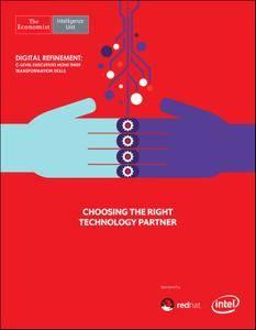 The Economist (Intelligence Unit) - Choosing The Right Technology Partner (2017)