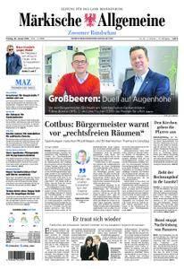 Märkische Allgemeine Zossener Rundschau - 26. Januar 2018