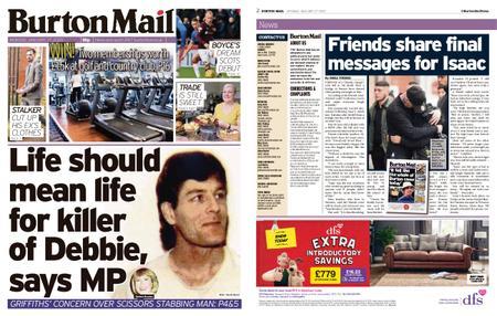 Burton Mail – January 27, 2020