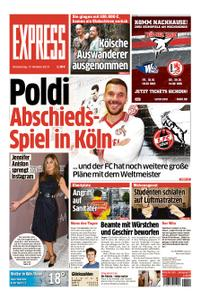 Express Köln – 17. Oktober 2019