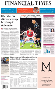 Financial Times UK – 16 December 2019