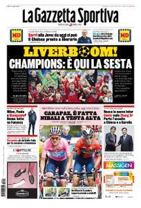La Gazzetta dello Sport Roma – 02 giugno 2019