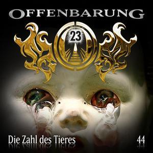 «Offenbarung 23 - Folge 44: Die Zahl des Tieres» by Jan Gaspard