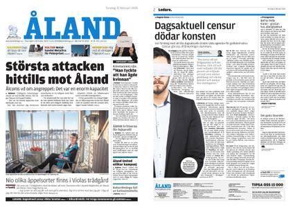 Ålandstidningen – 15 februari 2018