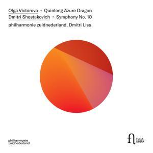 Philharmonie Zuidnederland & Dmitri Liss - Victorova: Quinlong Azure Dragon – Shostakovich: Symphony No. 10 (2019) [24/96]