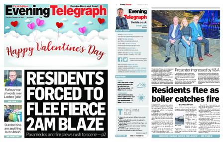 Evening Telegraph First Edition – February 14, 2019