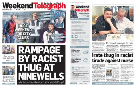 Evening Telegraph First Edition – March 30, 2019