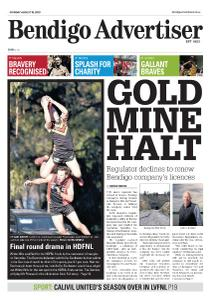 Bendigo Advertiser - August 19, 2019