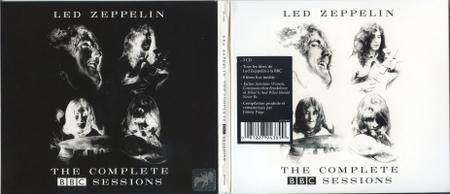 Led Zeppelin  - The Complete BBC Sessions (2016) Re-up