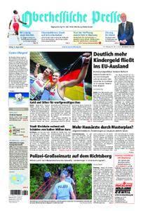 Oberhessische Presse Marburg/Ostkreis - 10. August 2018