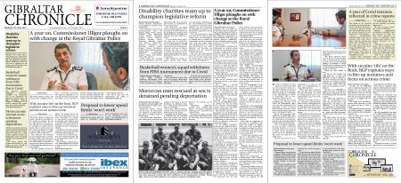 Gibraltar Chronicle – 19 July 2021