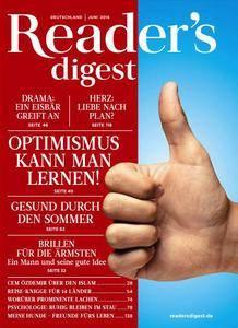 Readers Digest Deutschland - Juni 2016