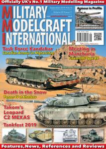 Military Modelcraft International - September 2019