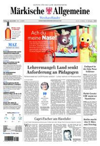 Märkische Allgemeine Westhavelländer - 25. Januar 2019