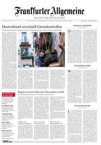 Frankfurter Allgemeine Zeitung - 16 März 2020