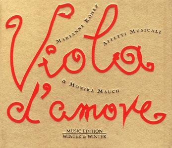 Viola d'amore - Affetti Musicali/Rônez/Mauch